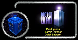 Menu Button - Doctor Who