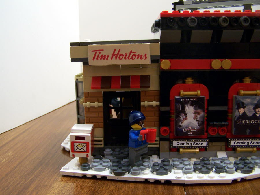 Tim Hortons Front.
