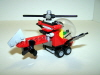 Batcopter Mighty Micro Rear