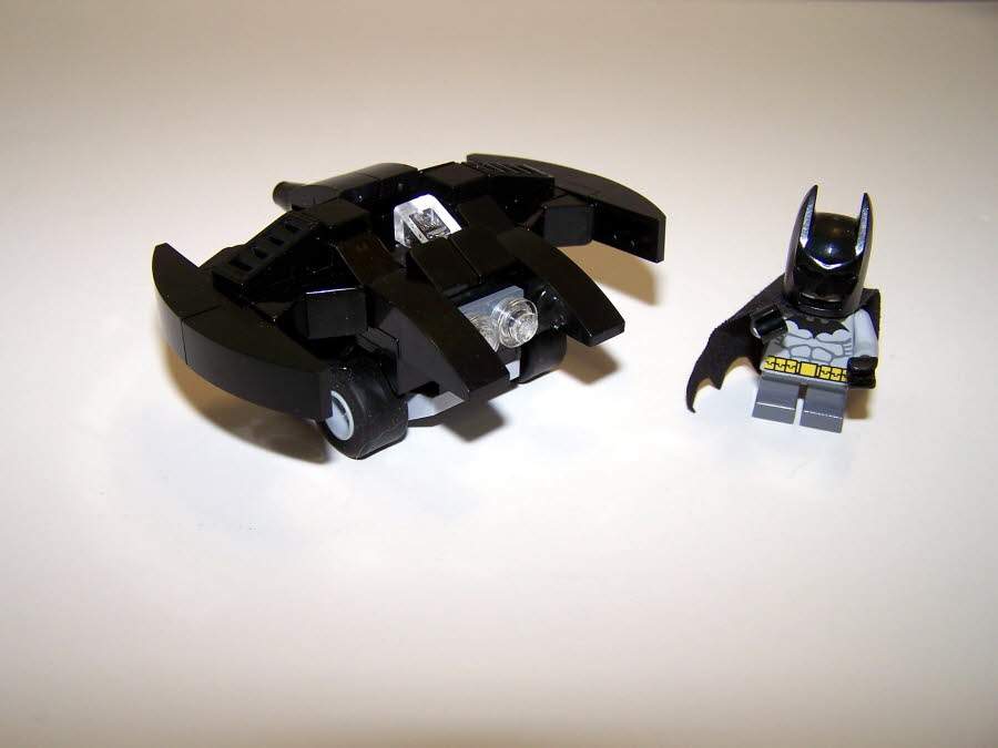 Batwing Mighty Micro Front