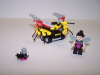 Waspmobile Mighty Micro Front With Wasp And Micro-Micro Antman & Antmobile